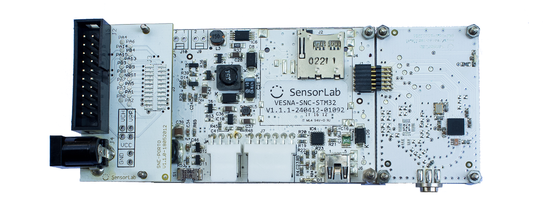 The VESNA sensor platform