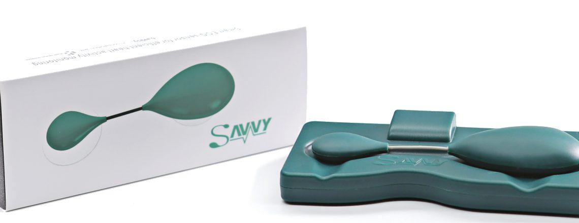 Heart activity wireless monitor Savvy